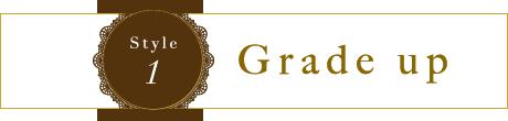 Grade up